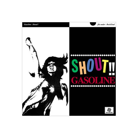 SHOUT!!/GASOLINE (ガソリン)【CD】