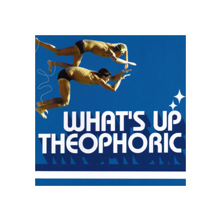 WHAT'S UP THEOPHORIC/怖 (coa)他【CD】