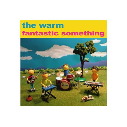 fantastic something/THE WARM (ザ ウォーム)【CD】